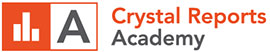 Crystal Reports Academy